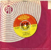 Chuck Berry - You Never Can Tell/Brenda Lee (7N 25257) M-